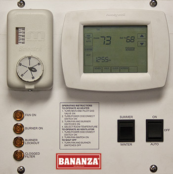 Deluxe Temperature Control Remote